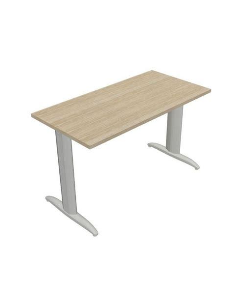 gambe per scrivania scrivania dattilo per ufficio con gambe a t da 140x60x72h