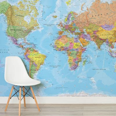 wall murals uk world map wallpaper atlas wall murals murals wallpaper
