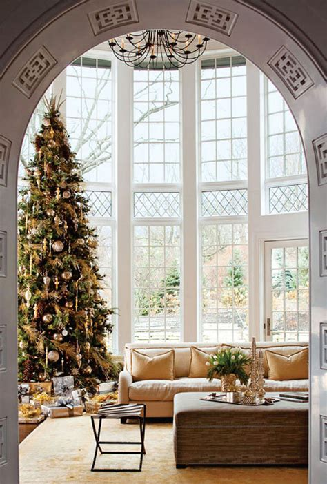 Home Decor Trees 30 Modern Decor Ideas For Delightful Winter Holidays Freshome