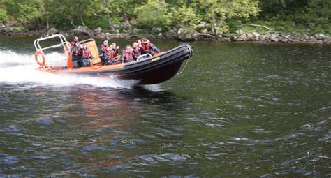 rib boat john o groats powerboat speedboat hire loch ness scotland powerboat