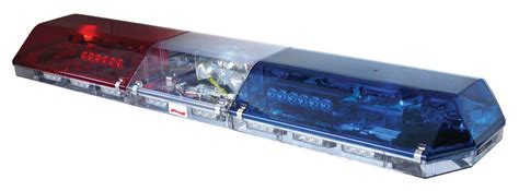 code 3 excalibur lightbar 47 quot blue and brt