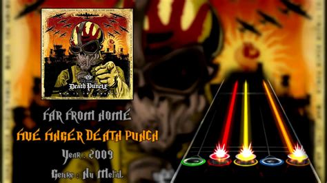 five finger death punch far from home five finger death punch far from home gh3 ps ch