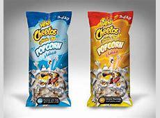 Mini Cheetos Popcorn on Behance Mir Samir