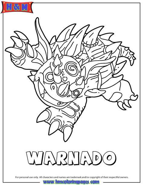 skylander tree rex coloring pages printable skylander