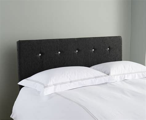 crystal headboard crystal faux leather and suede headboard