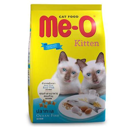 1 2kg Freshpack Me O Meo me o kitten food fish 1 2 kg dogspot pet