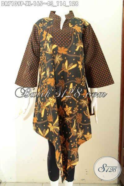 Dress Wanita Bagus baju batik wanita bagus buatan dress batik elegan