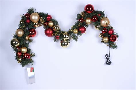 garland with lights garland pvc garland