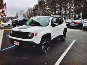 jeep renegade forum alpine white picture thread