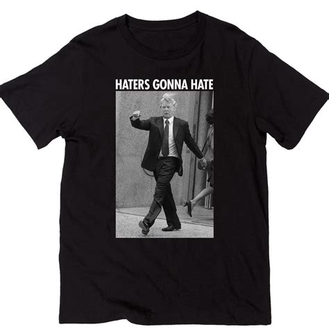 haters gonna t shirt liberty maniacs