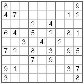 printable sudoku easy with answers 8 best images of printable sudoku with answers free