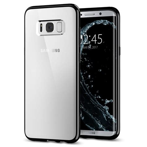 spigen ultra hybrid for galaxy s8 jet black