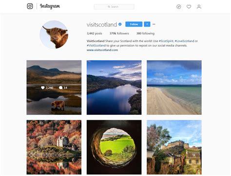 bio for instagram travel scotspirit is the world s first instagram based travel