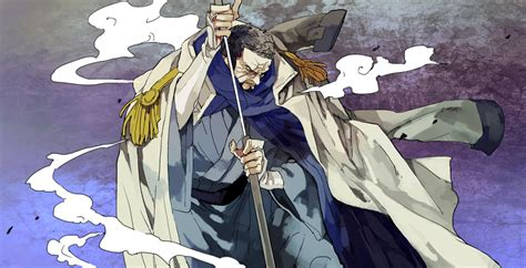 One Fujitora wallpaper request admiral fujitora onepiece
