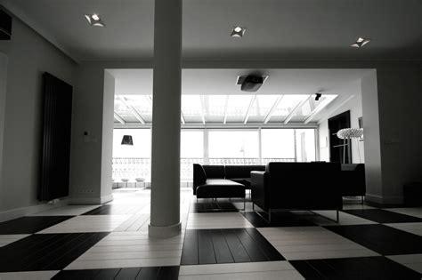 gallery  black  white office toya design