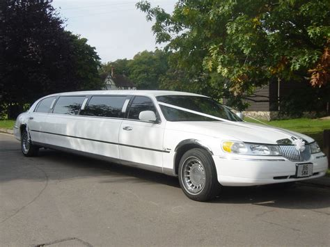wedding limousine stretch lincoln limousine wedding limousine in maidstone