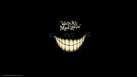 Batman The Joker Cheshire Cat T Shirt Size M wallpaper inscription black background