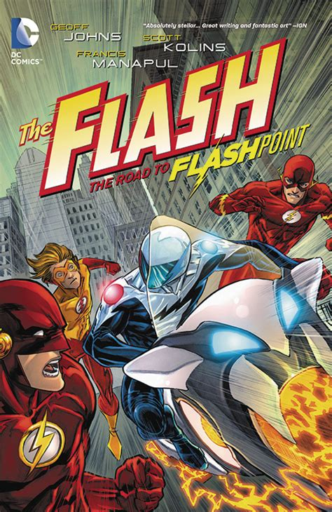 flash tp vol 1 previewsworld flash tp vol 02 the road to flashpoint