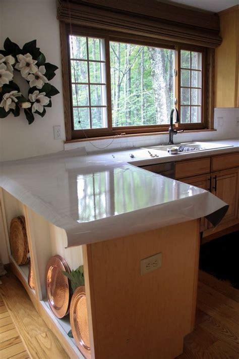 diy countertops countertops and contact paper countertop