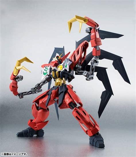 Robot Damashii X Gundam robot spirits damashii gundam virsago chest