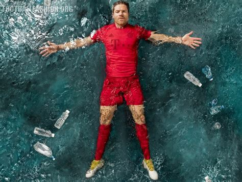 Bayern Munchen Home Jersey 2016 2017 Parley fc bayern munchen 2016 2017 adidas parley kit 3 football