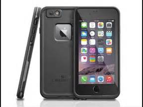lifeproof iphone   fre case review youtube