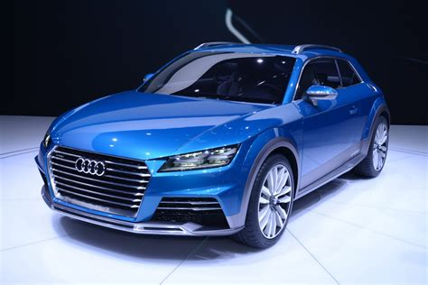 audi allroad shooting brake concept tt  disguise