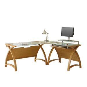 Jual Vans Warner glazen bureaus en computertafels kopen