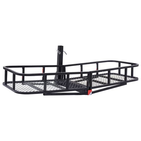 Cargo Racks For Suv by Universal Rack Cargo Car Rear Hitch Luggage Carrier Basket