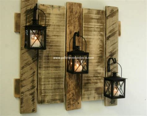 home decor with wood pallets decorate your home with pallets pallet wood projects