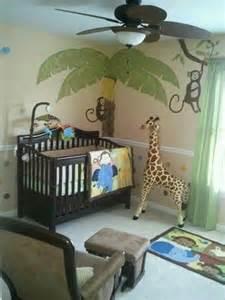 Jungle Themed Nursery Decor Jungle Theme Nursery For A Boy Nursery