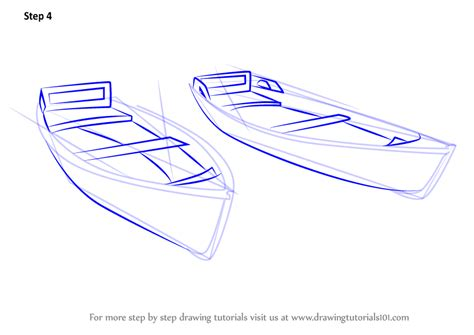 how to draw a cartoon boat step by step learn how to draw boats boats and ships step by step