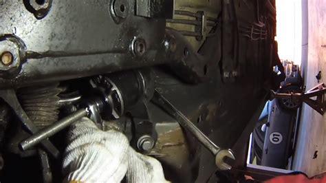 Bushing Silent T mini cooper arm bushings done on the car cutoff