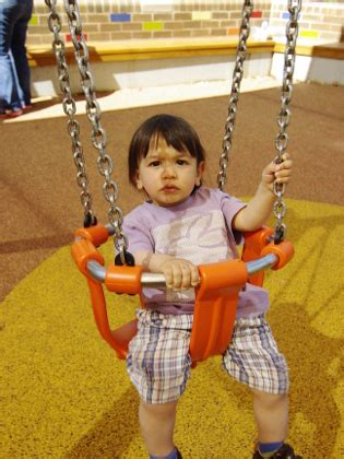 swing for older babies wahroonga park a wonderland for young children proludic