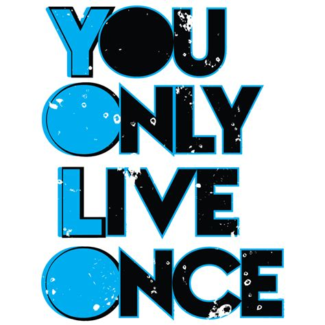 Yolo You Only Live Once yolo show details for yolo you only live once black