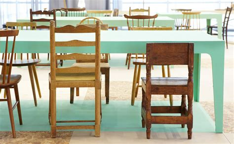 Mixing Dining Room Chairs Mixed Dining Chairs 01 Trendland