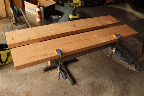diy industrial bench diy industrial entry shoe bench