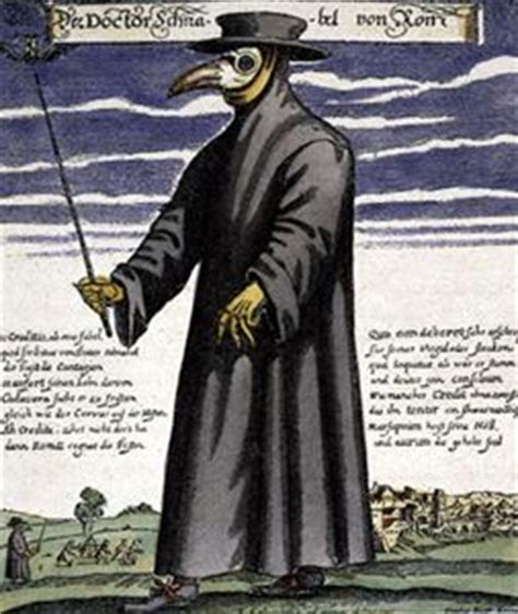 Dr Becco Venezia Black renaissance plague doctor depressing side of renaissance