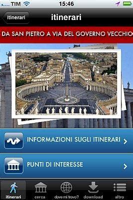 app store porta di roma sbarca in appstore la guida turistica di roma paperblog