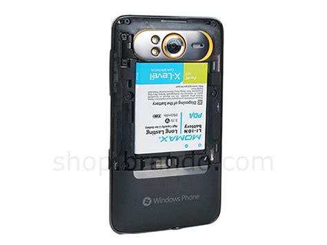 Sale Momax X Level Battery 1250mah For Htc Hd7 Wildfire S Ori 1 momax 1250mah battery htc hd7