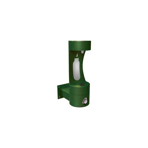 Water Bottle Filler Faucet elkay lk4405bf green outdoor bottle filler station