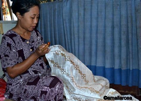 Tas Batik Kepompong sengkang dan a talk of