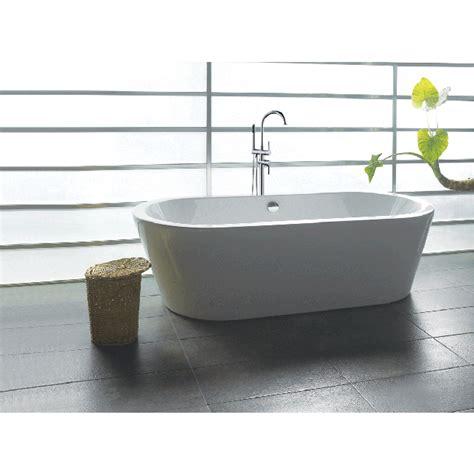 Chrome Bathtub by Acrylic 71 Inch Bathroom Freestanding Bathtub With Chrome