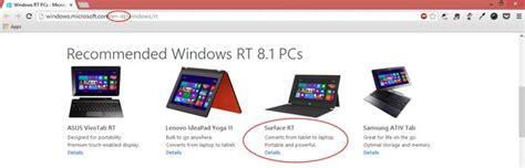 Microsoft Surface Tablet Di Indonesia alfin maulana rahman surface rt sudah dihapus dari halaman microsoft region indonesia