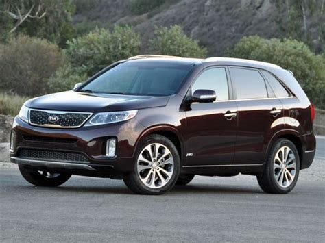 Kia Sorento With 3rd Row Seating by Suvs With Third Row Seating Are For Family Car