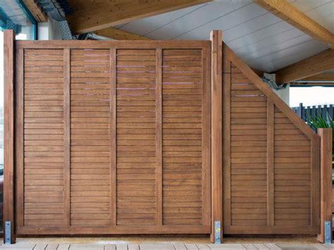 Pavillon Für Den Garten 2640 by Sichtschutz Zaunelement Holz Bvrao