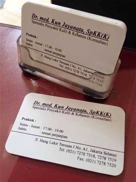 Krim Pemutih Dokter Kun dr med kun jayanata spkk k