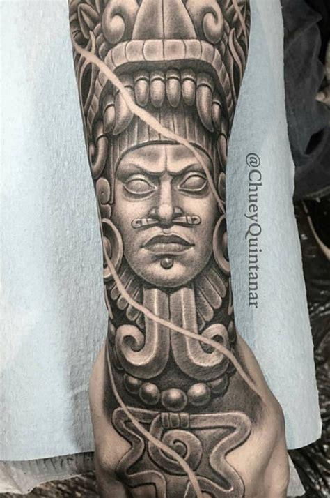 azteca tattoo maoritattoos ideas tatuaje azteca