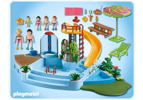 playmobil scheune bauanleitung pool with water slide 4858 a playmobil