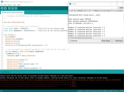 esp8266 tutorial arduino ide esp8266 wi fi tutorial and exles using the arduino ide